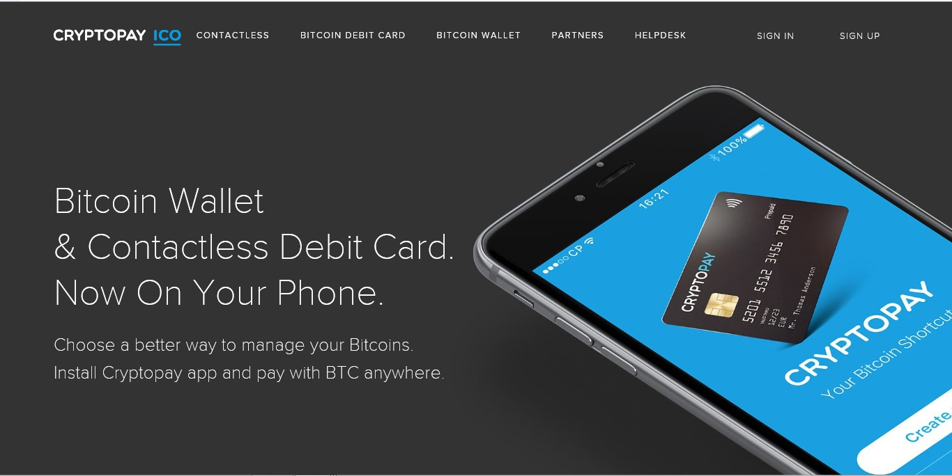 Cryptopayme Review Bitcoin Wallet And Debit Card Scam