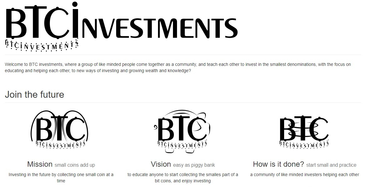 btcinvestments.co.za - BTC Investments