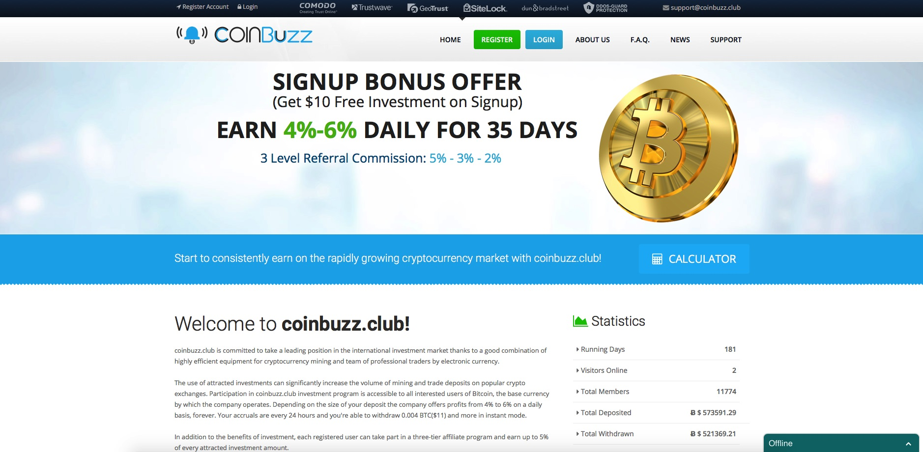 coinbuzz.club - COINBuzz