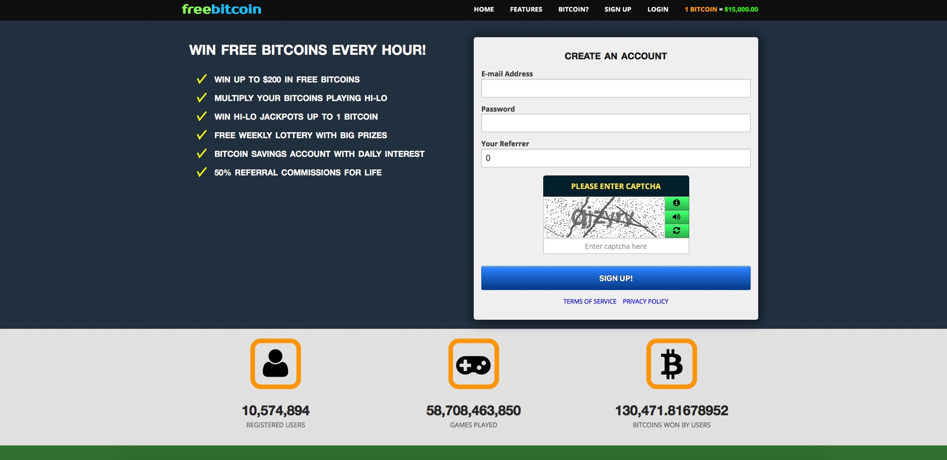 FreeBitco.in Review – Legit Bitcoin Faucet or Scam? – Scam Bitcoin