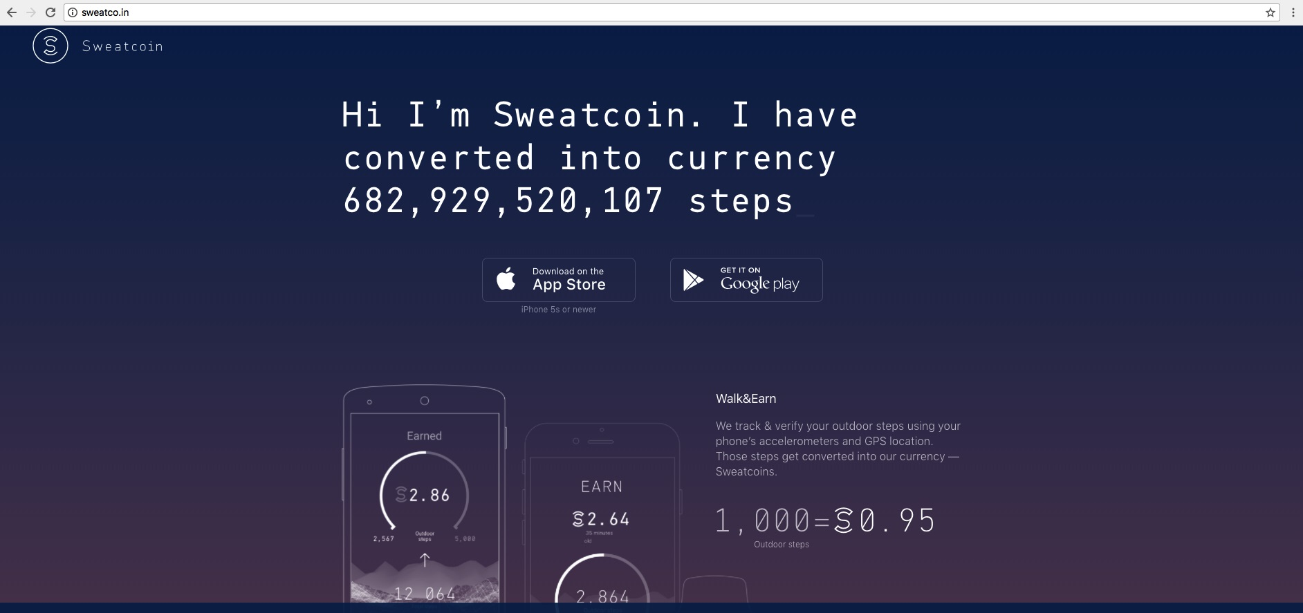 sweatco.in - Sweat Coin