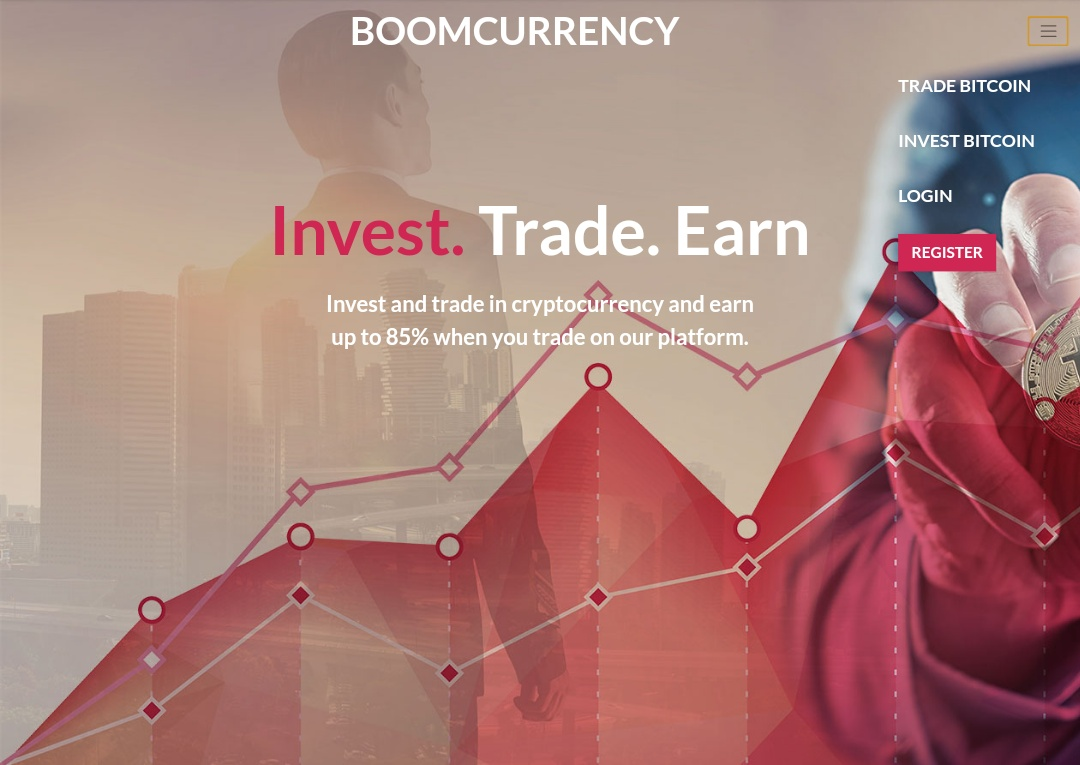 Boomcurrency.com - Scam Review
