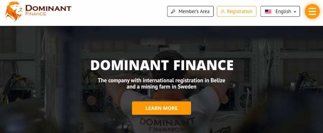 Dominant-finance.com - Scam Review