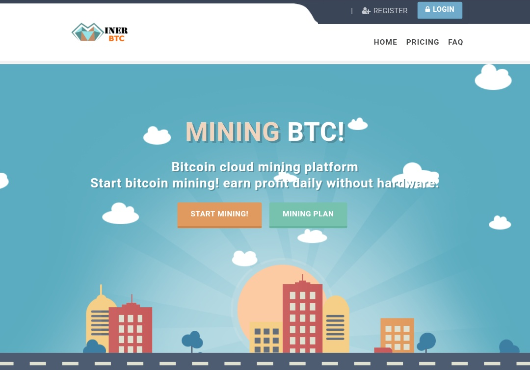 Miner-server.com - Scam Review