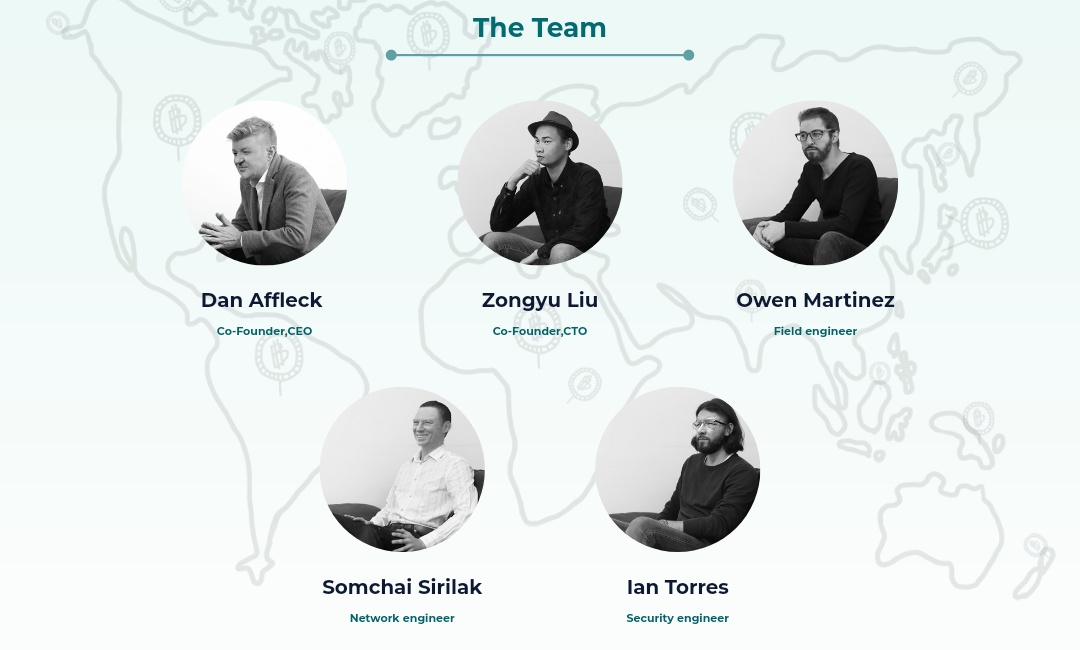Project-regain.io - Co-Founders