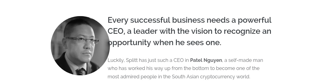 Splitt.co - CEO