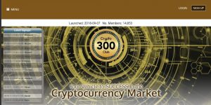 Crypto 300 Club Review