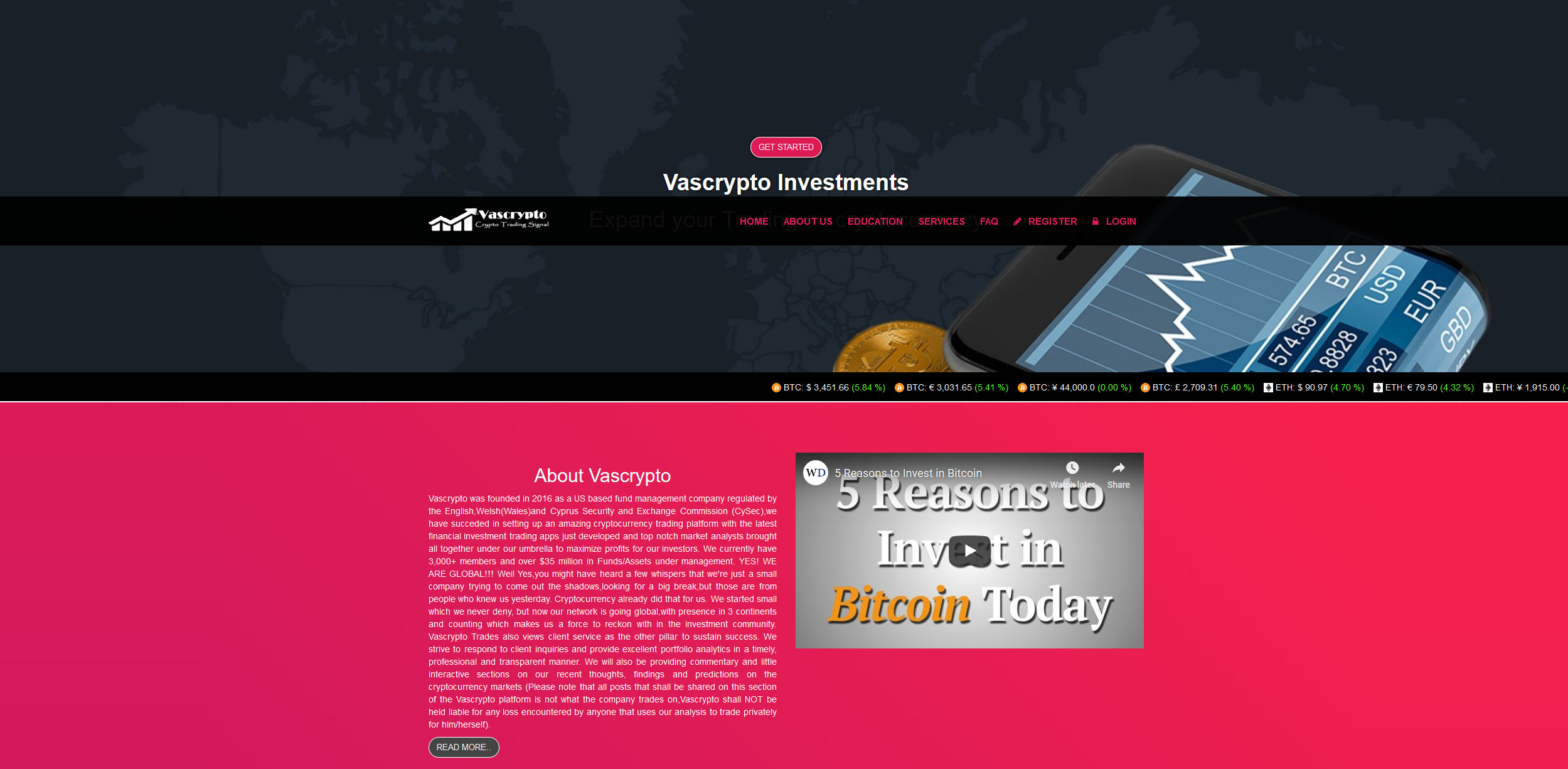 vascrypto investments review