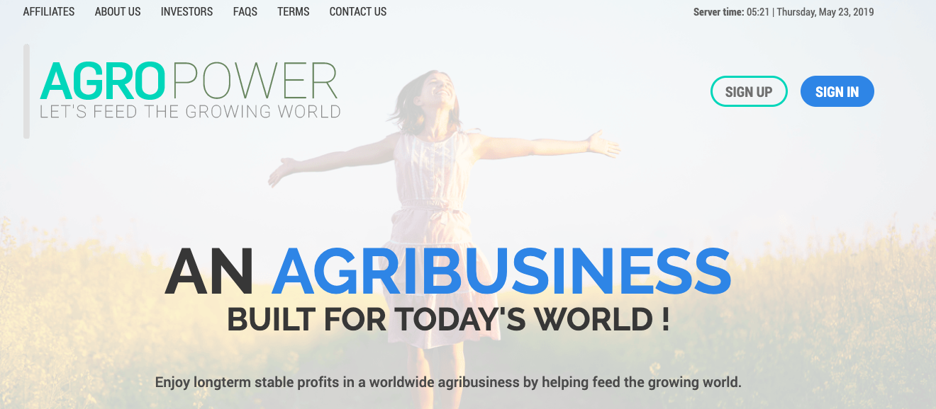 Agro Power Review