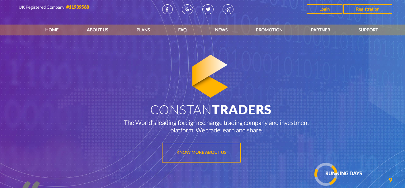 Constan Traders Review